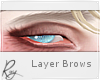 Ash Blond Layer Brows