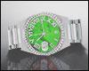 Electric Green Watch *DB