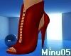 Elegant Red Heels