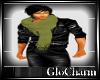 Glo* LayeredKnitScarf~Gr