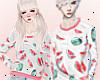 Fruit Sweater Couple / F