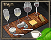 Cheese and Wine Set V1