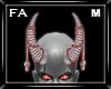 (FA)ChainHornsM Red4