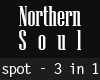 Northern Soul SPOT: 3in1