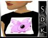 #SDK# Pink Pig Top