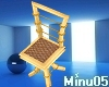 Chair Bamboo y Mimbre