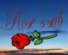 Rose's sub headsign