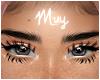Bottom lashes medium