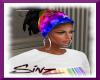 Gay Pride Black Hair