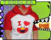 T. I  e Elmo Hoodie