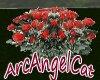 Flower # 18 red Roses