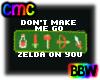 cmc* Zelda Tee