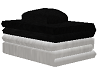 Black&Grey Fold away Bed