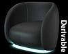 [A] Neon Chair
