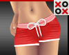 Baby Shorts Red