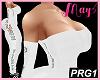 """""""Bimbo White R-Pink PRG1"""