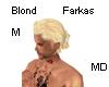 JW Blond Farkas M