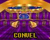 Purple Gold Ballroom