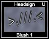 Blish 1 Sign >,///.<