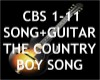Country Boy Song +Guitar