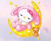 Hello Kitty Moon Baby