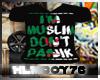 (HLM)MuslimDontPanik Tee
