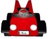 mochas ladybug car