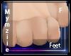 M| Leo Feet