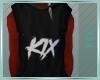 |K| Support Kix Hoodie