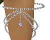 silver garters