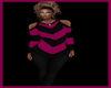 Pink/Black Full Fit