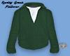 Spring Green Pullover