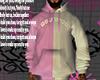 $GSU WHOO Hoodie Pink