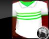 -R- Green Polo