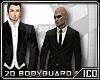 ICO 2D Bodyguard Left