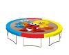 Elmo & Friends Trampolin