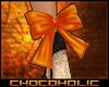 [C] AnkleBow Orange