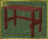 *JR Cedar Plant Table