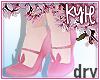 DRV Bunny Heels