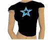 Neon Star Tee Shirt