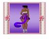 Purple animated Tail