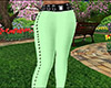 Green Skinny Pants RL