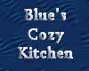 Blue\'s Cozy Kitchen