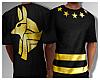 xTKx x Gold Anubis Shirt