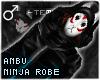 !T ANBU ninja robe [M]