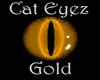 [Cat Eyez] Gold {M}