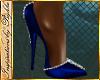 I~Diamond Pumps*Ryl Blue