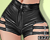 Leather Shorts RL/