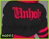 N! Unholy Jacket - Lust