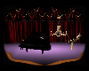 Stage with Piano Dome